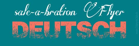 sale-a-bration Banner-DE