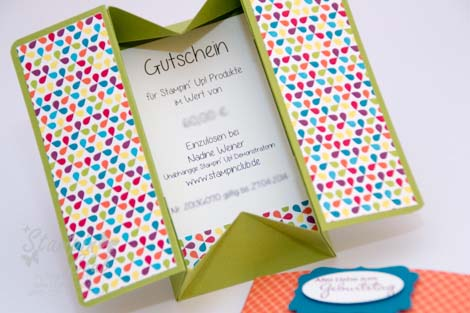 _DSC9844 Stampin Up Box Card DSP Summer Smooches Sommerparty Perfekte Pärchen Gutschein Geburtstag gift card birthday Petite Pairs_