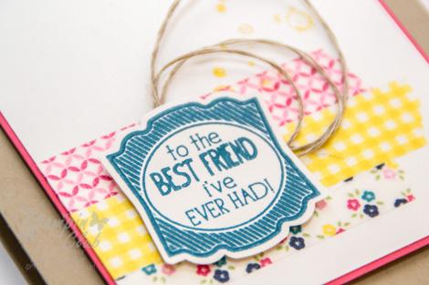 _DSC0240 Stampin Up Designer Washi Tape Gingham Garden Designer-Motivklebeband Gartenparty French Foliage Nett-iketten Label Love Stanze Designeretikett Artisan Label Punch_