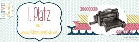 Blogcandy 2013-10 1. Preis Stampin Up
