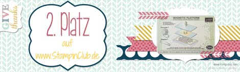 Blogcandy 2013-10 2. Preis Stampin Up