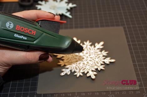DSC_2768 Stampin Up christmas festive flurry ornament flockentanz box glue pen Bosch_