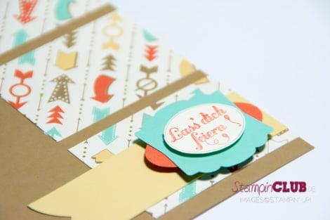 DSC_2945 Stampin Up Birthday Card Geburtstag Retro Fresh DSP Retro-Spass Label Something Ein Etikett ein Gruß MtS Challenge 001