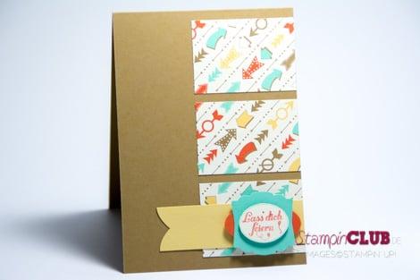 DSC_2949 Stampin Up Birthday Card Geburtstag Retro Fresh DSP Retro-Spass Label Something Ein Etikett ein Gruß MtS Challenge 001