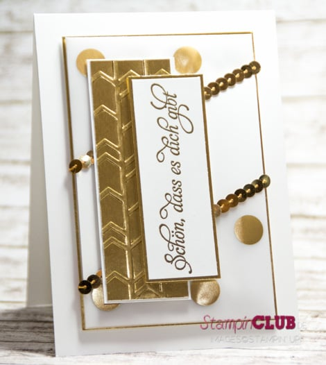 DSC_3036-Stampin-Up-Designerpergament-Goldfantasie-Fancy-Folie-Gold-Paillettenband-in-Gold-Impressions-Praegefolder-Pfeile-Arrows