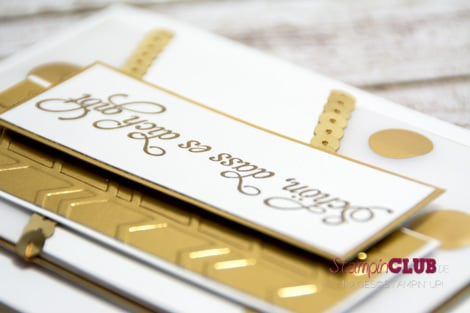 DSC_3037-Stampin-Up-Designerpergament-Goldfantasie-Fancy-Folie-Gold-Paillettenband-in-Gold-Impressions-Praegefolder-Pfeile-Arrows