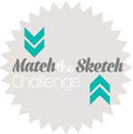 Logo Match the Sketch - I love to play at MtS
