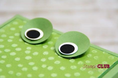 DSC_3153 Stampin Up Crocodile box Krokodil Verpackung Punktemeer TI Prägefolder Decorative Dots -