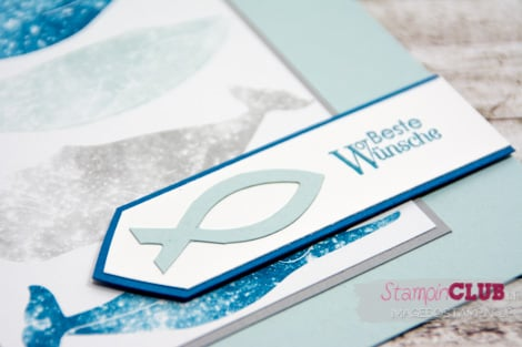 DSC_3224 Stampin Up Kommunion Konfirmation Designerpapier auf hoher See High Tide DSP Lattice Elegantes Gitter Bigz Perfekte Pärchen_