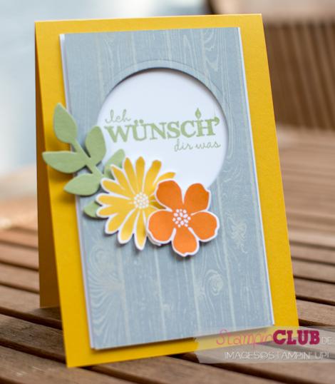 DSC_3770 Stampin Up Make a Wish Geburtstagswunsch Hardwood Secret Garden_
