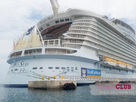 DSCN0096 Stampin Up Incentive Trip Prämienreise Grand Vacation 2014 Western Caribbean Karibik Cruise Allure of the Seas