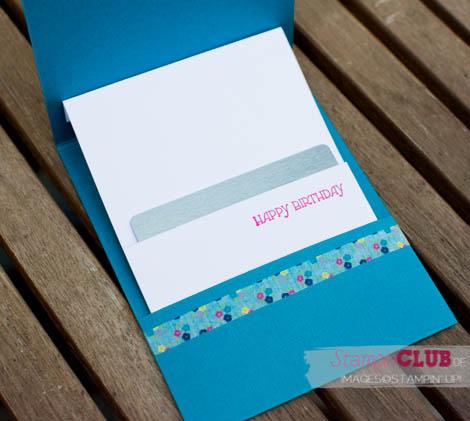 20140608 Stampin Up Envelope Punch Board Gift Card Holder Geschenkkarte Gift of Kindness Gartenparty Stanz und Falzbrett für Umschläge-2
