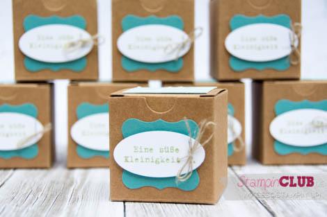 20140830 Stampin Up Tiny Treat Boxes Mini-Geschenkschachteln Verpackung Spruch-reif Lucky Stars Glückssterne_-2