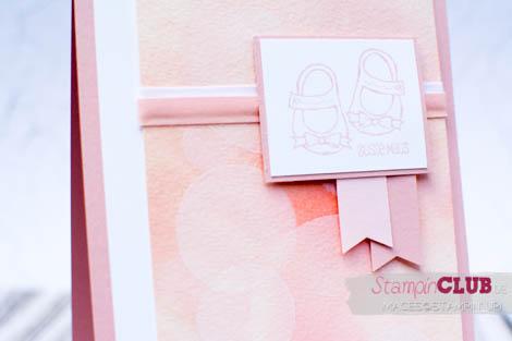 20140909Stampin Up Baby Girl Mädchen Bokeh Effect Card Baby we've grown Kleine Ganz Groß-5
