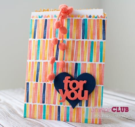 20150204 Stampin Up Mini Treat Bag Thinlits Mini-Leckereientüten Birthday Bash DSP Geburtstagsparty_