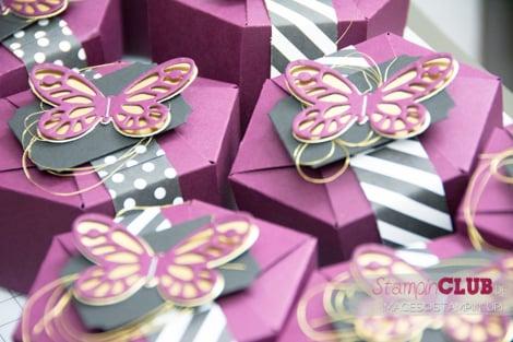 20150616Stampin Up Sechseck-Box Stanz und Falzbrett für Geschenktüten Swap Giftbag Punch Board_-5