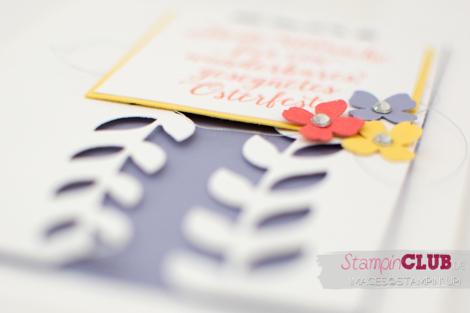 Stampin Up Wunderbare Worte Suite Sayings Framelits Formen Pflanzen-Potpourri