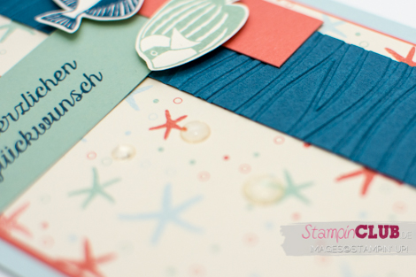20160702 Stampin Up Seaside Shore Designerpapier Am Meer By the Shore DSP_-4