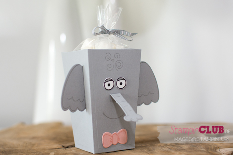 20160709 Stampin Up Playful Pals Popcorn Box Thinlits Elephant Elefant_-4