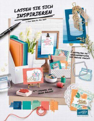 Stampinclub Stamping Up! Katalog 2016