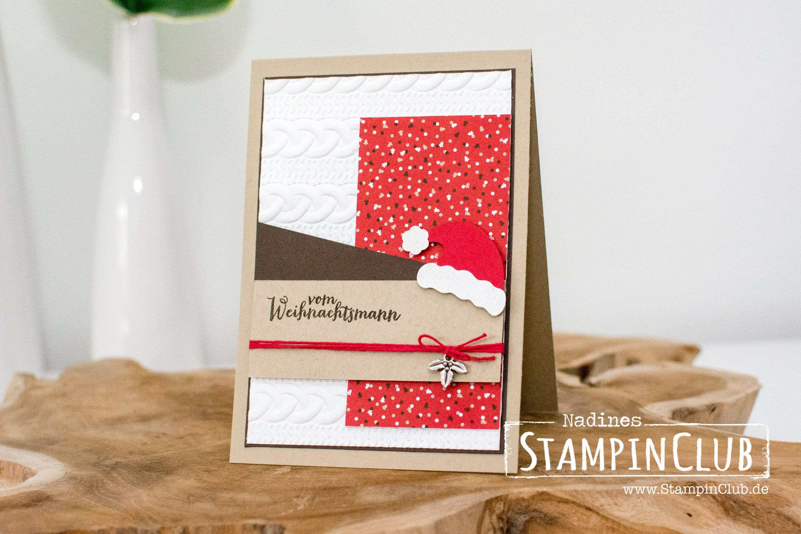 Match the Sketch - Fröhliche Weihnachten - StampinClub