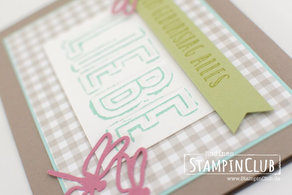 StampinClub, Stampin' Up!, Libelle, Detailed Dragonfly, Feierstimmung, Happy Celebration, Feierliches Duo, Celebration Duo