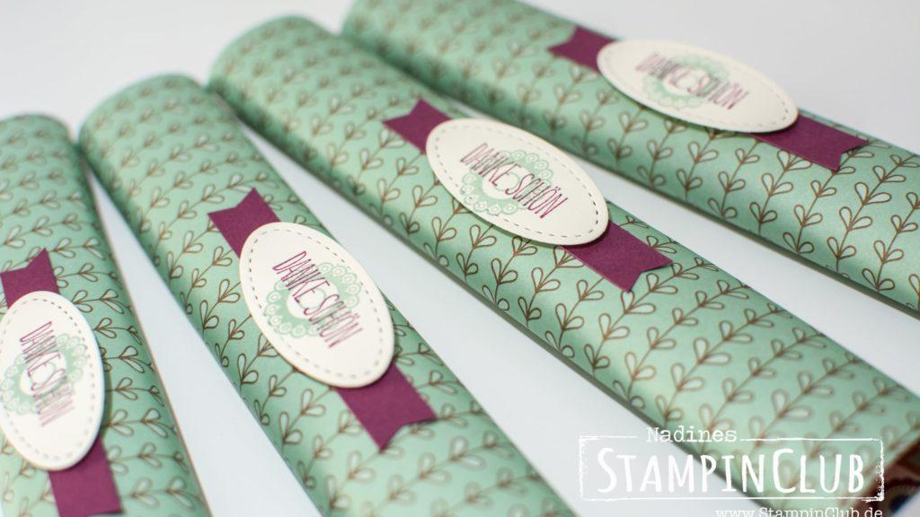 StampinClub, Stampin' Up!, Besonderes Designerpapier Paisley-Poesie