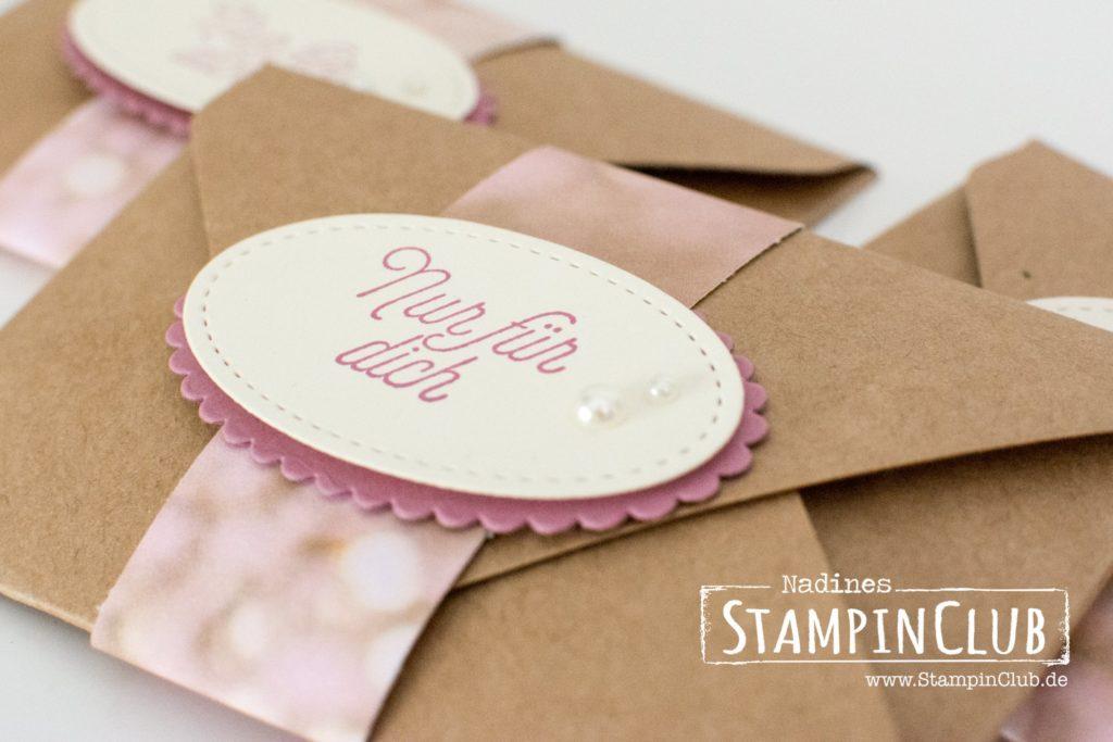 Stampin' Up!, StampinClub, Geschenkgutscheine, Designerpapier zum Verlieben, Falling in Love Designer Series Paper
