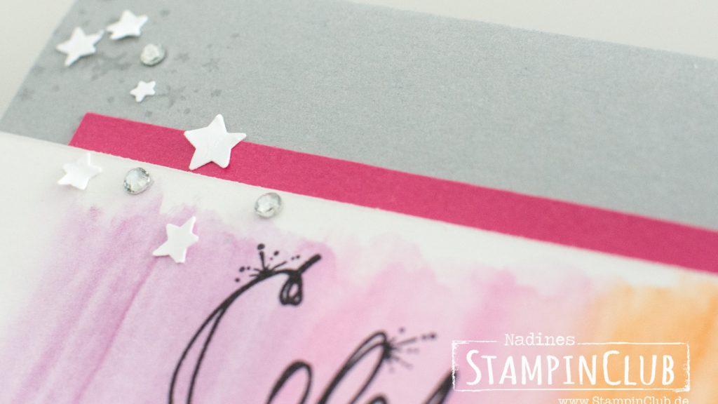 Stampin' Up!, StampinClub, Love Sparkles