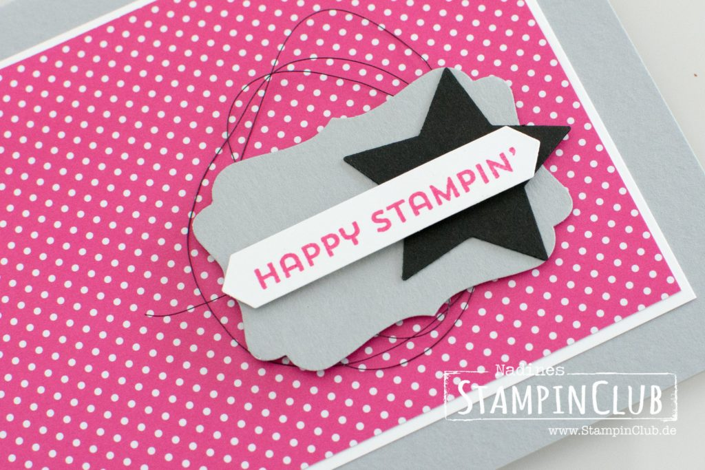 Stampin' Up!, StampinClub, Pink mit Pep, Best Decision Ever