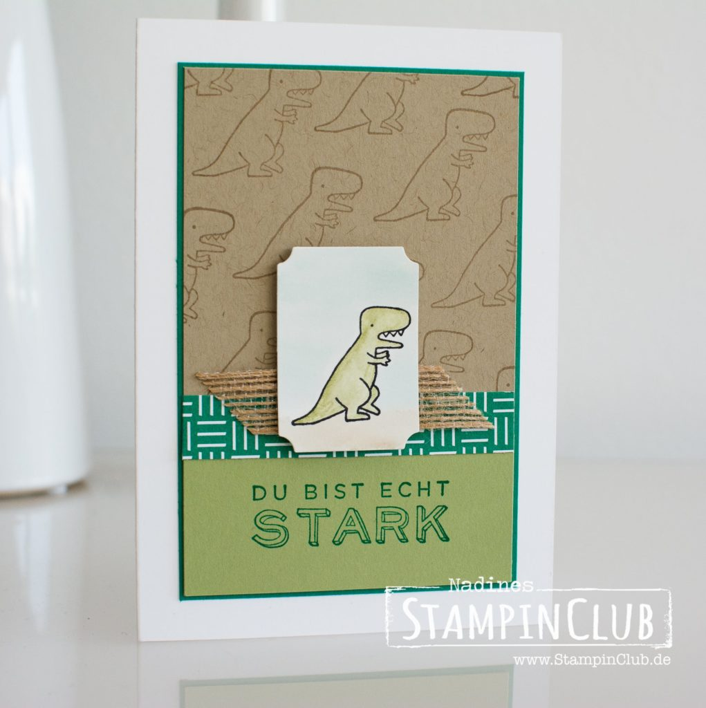 Stampin' Up!, StampinClub, Dies & Das, Pieces & Patterns, Designerpapier Muster und Motive, Pick a Pattern DSP