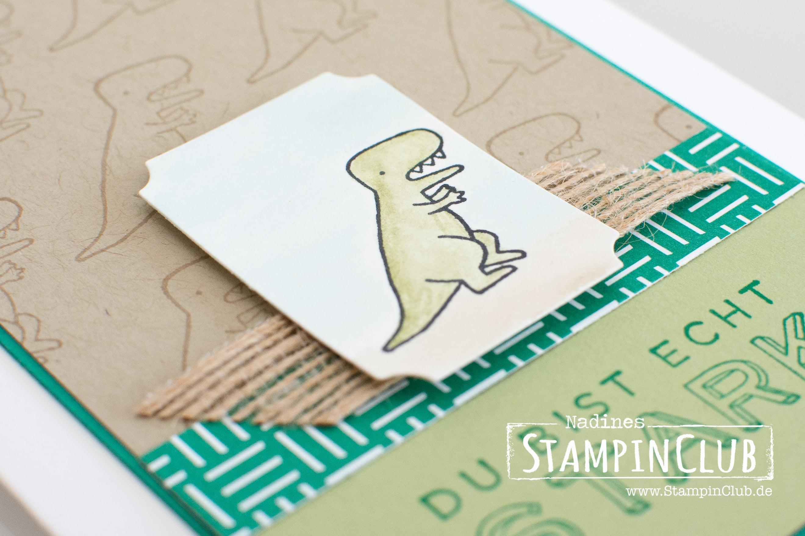Stampin' Up!, StampinClub, Dies & Das, Pieces & Patterns, Designerpapier Muster und Motive, Pick a Pattern DSP