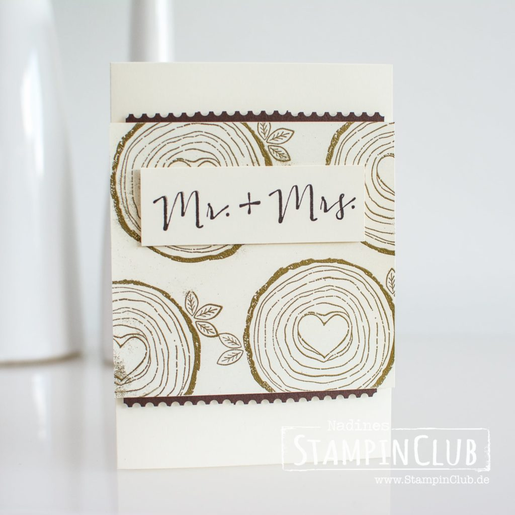 Stampin' Up!, StampinClub, Always and Forever