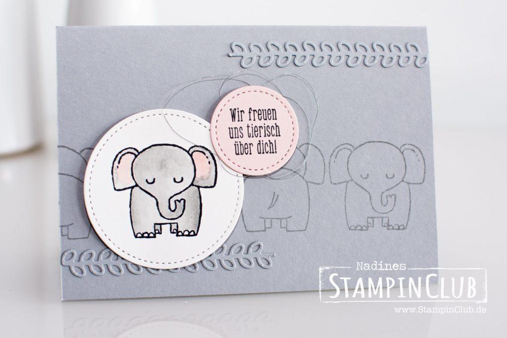 Stampin' Up!, Tierische Glückwünsche, A Little Wild
