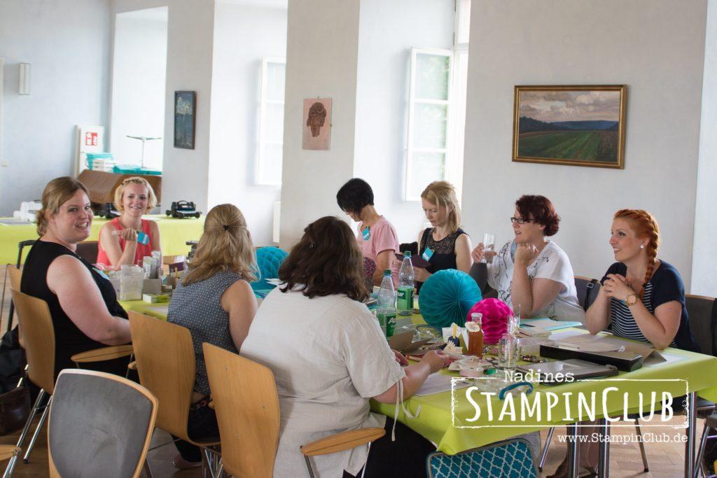Stampin' Up!, StampinClub, Teamtreffen, Team meeting, Demotreffen, Team StampinClub