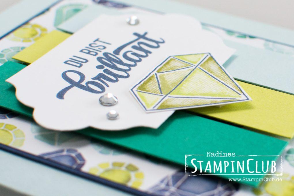Stampin' Up!, StampinClub, You're priceless, Tasche voller Sonnenschein, Designerpapier Bunte Vielfalt