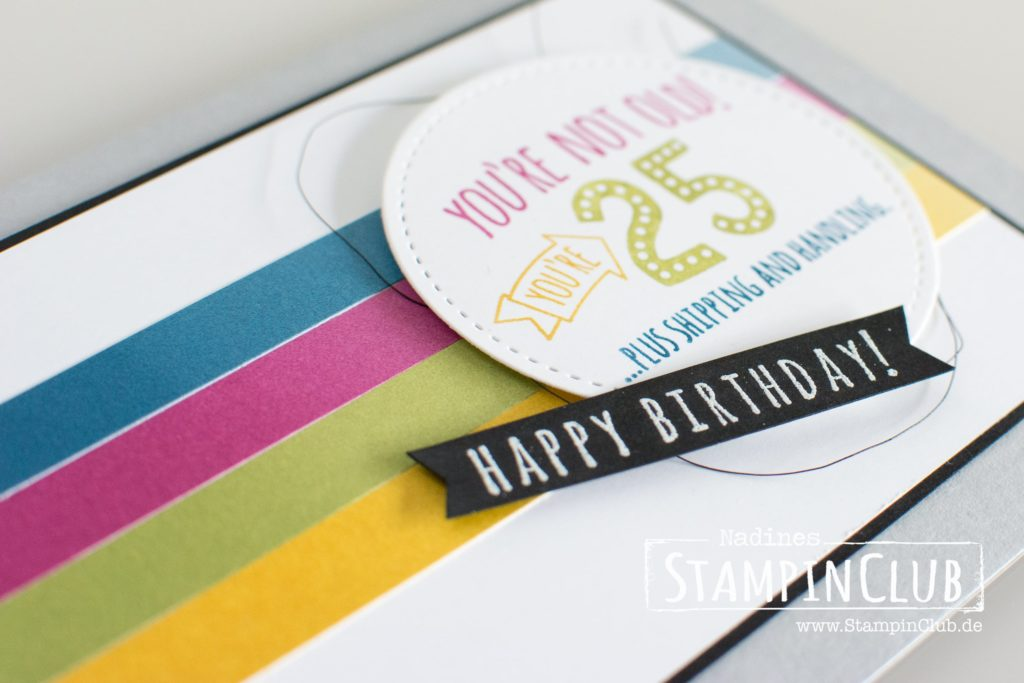 Stampin' Up!, StampinClub, Five for All