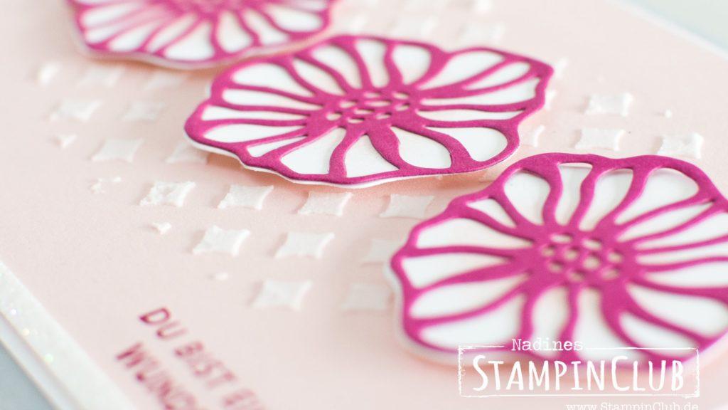 Stampin' Up!, StampinClub, Thinlits Kreative Vielfalt, Bunt gemischt, Struktur-Paste