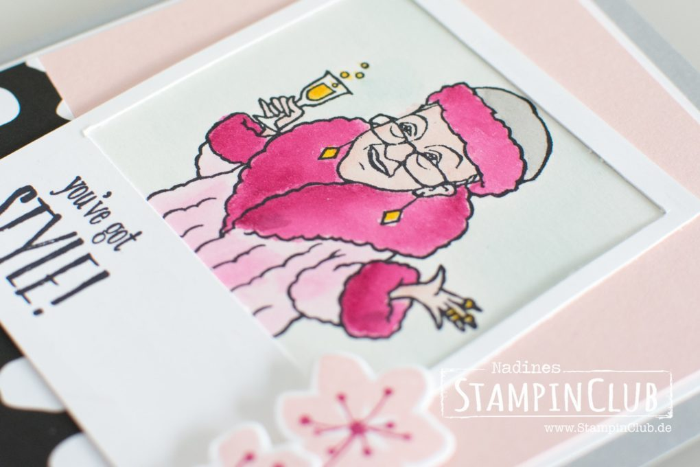 Stampin' Up!, StampinClub, You've Got Style