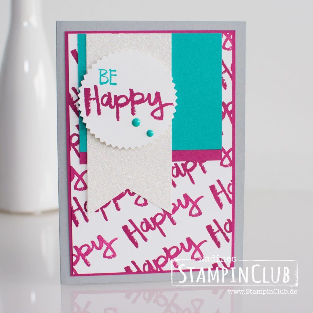 Stampin' Up!, StampinClub, Paint Play