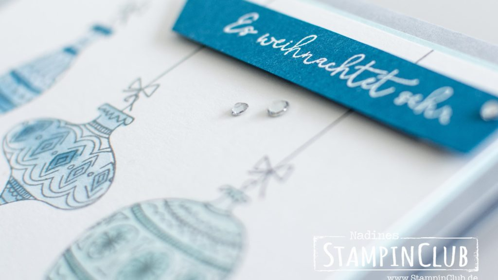 Stampin' Up!, StampinClub, Seasons of Whimsy, Wunderbare Wintergrüße