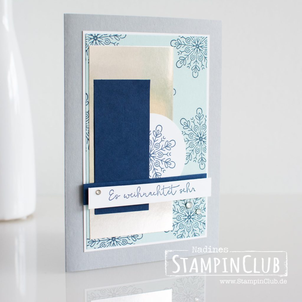 Cheers to the Year, Stampin' Up!, StampinClub, Cheers to the Year, Wunderbare Wintergrüße, Seasons of Whimsy