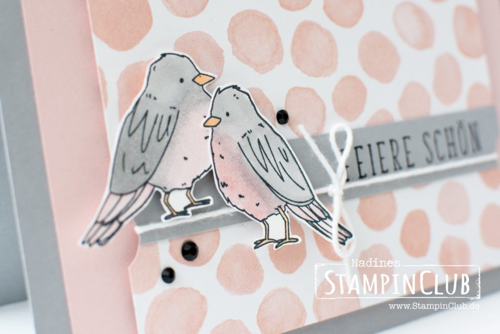Stampin' Up!, StampinClub, Stampin' Blends, Farbenfroh, Color Me Happy