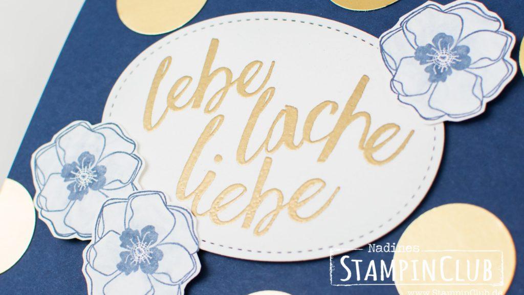 Stampin Up, StampinClub, Farbenfroh, Im Herzen, Layering Love