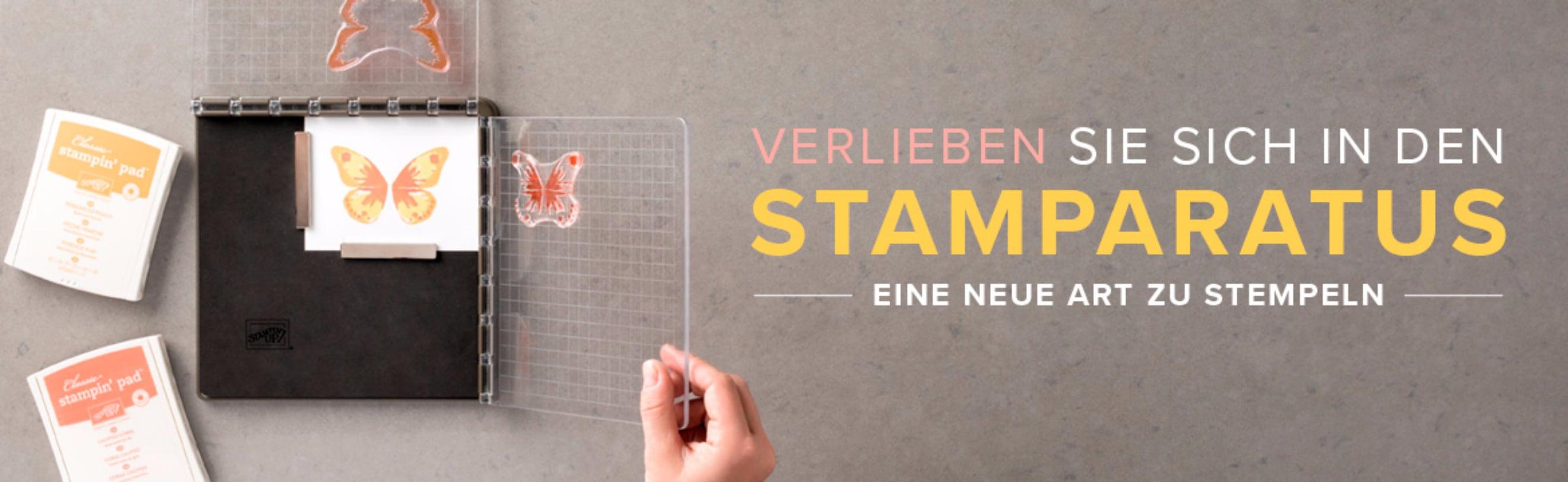 STAMPARATUS Stempel-Positionierer