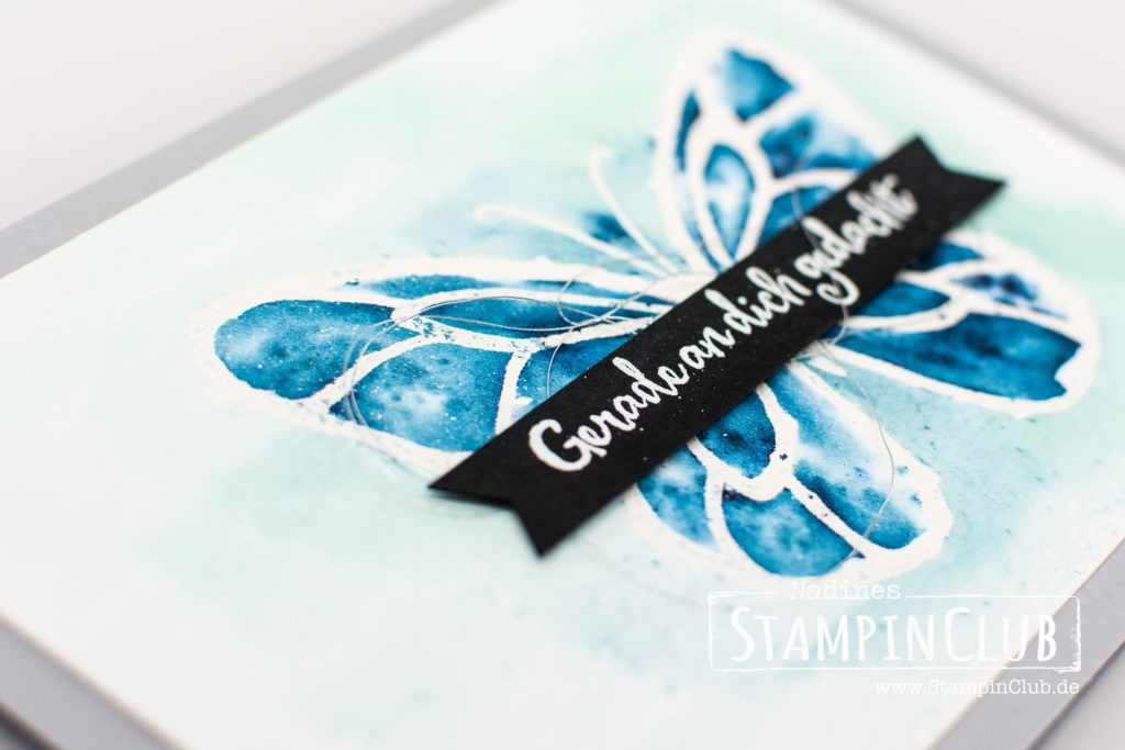 Stampin' Up!, StampinClub, Brusho Crystal Colour, Wunderbarer Tag, Beautiful Day