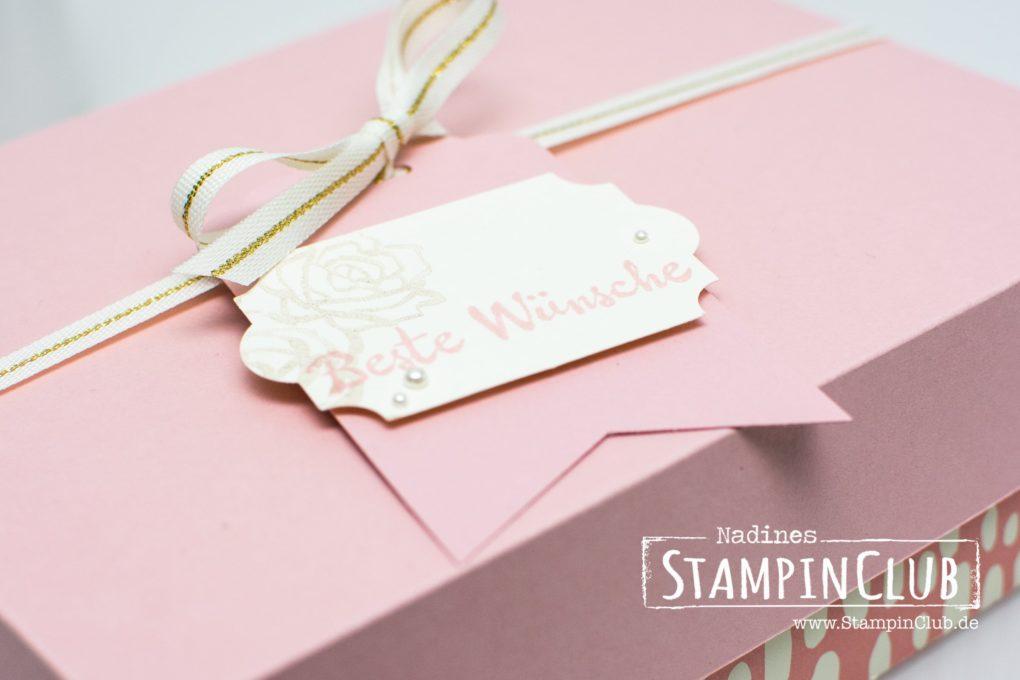 Stampin' Up!, StampinClub, Blütentraum, Petal Palette