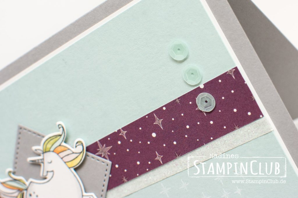 Stampin' Up!, StampinClub, Zauberhafter Tag, Magical Day, Thinlits Formen Märchenhaft, Magical Mates Thinlits Dies