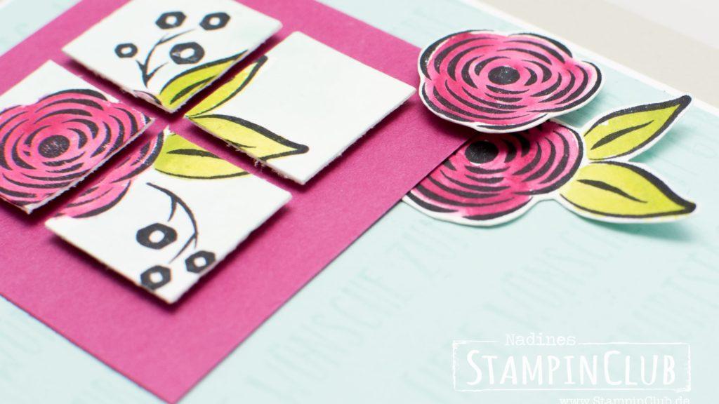 Stampin' Up!, StampinClub, Alle meine Geburtstagsgrüße, Perennial Birthday