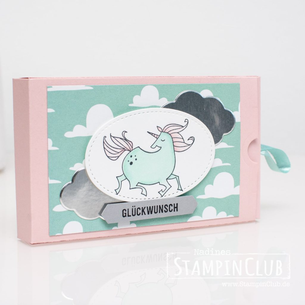 Stampin' Up!, StampinClub, Framelits Schachtel voller Liebe, Lots of Love Box Framelits, Zauberhafter Tag, Magical Day